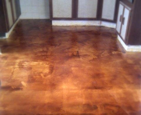 concrete-acid-stain-kitchen-